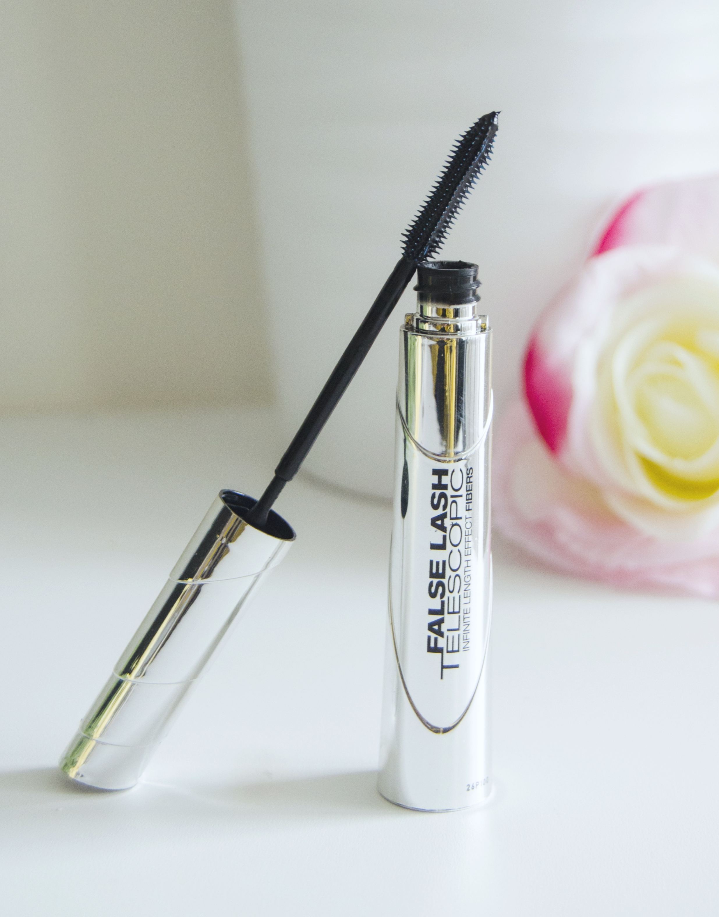 blog mascara review telescopic beauty