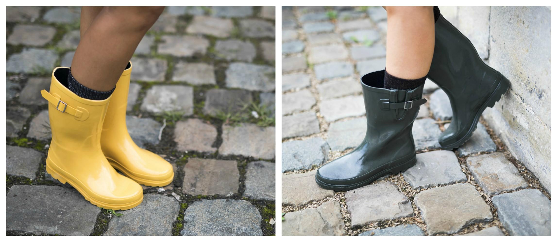 boots laarzen regen veritas