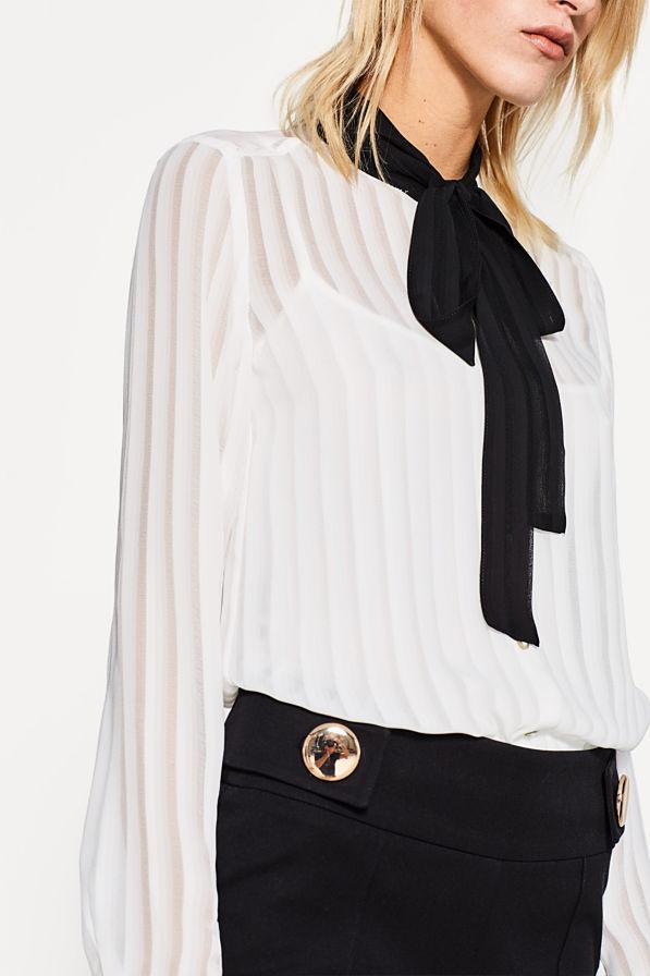 Esprit - bloes met strik - FMM