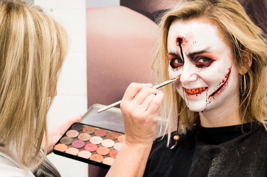 Grime make-up