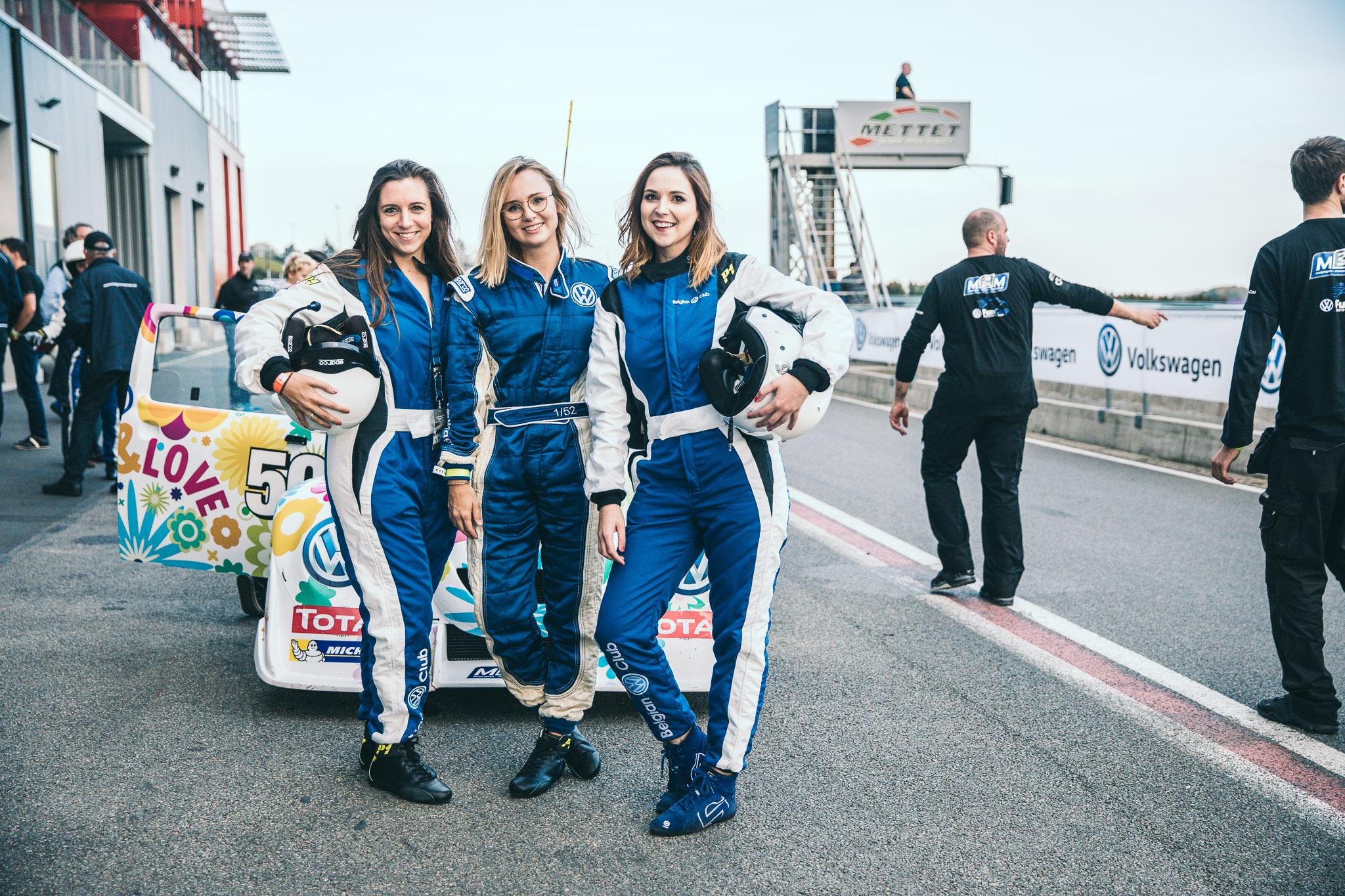 Volkswagen race