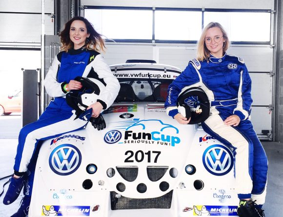Volkswagen FunCup, Five More Minutes, Blog, girls