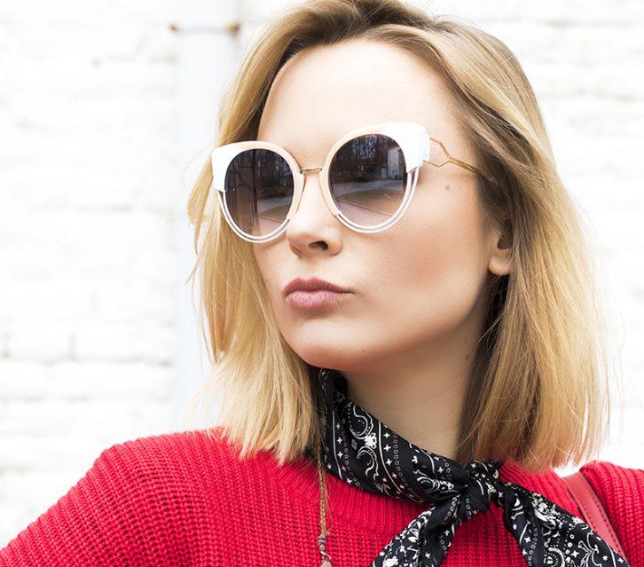 AnaHickmann sunglasses go eyewear